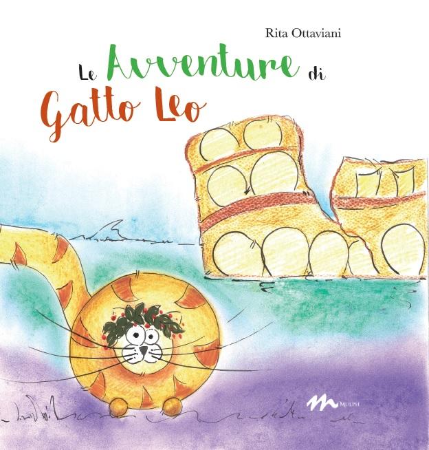 Le Avventure di Gatto Leo di Rita Ottaviani